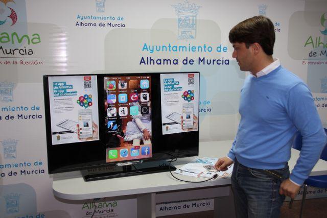 El Ayuntamiento presenta Ainforma, una aplicación que permite a los vecinos interaccionar con el Consistorio de forma inmediata, Foto 1