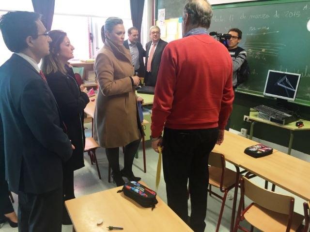 El Colegio Público Nuestra Señora del Rosario de Torre Pacheco recibe nuevos equipos informáticos - 1, Foto 1