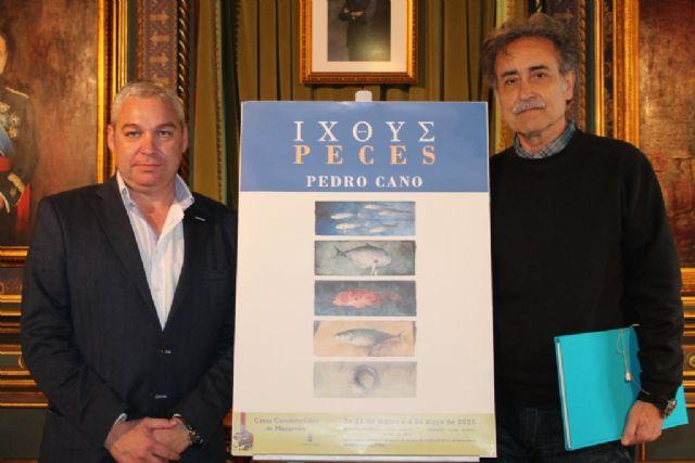 Pedro Cano estrenará en Mazarrón un homenaje al mar y la pesca tan ligada a sus orígenes, Foto 1