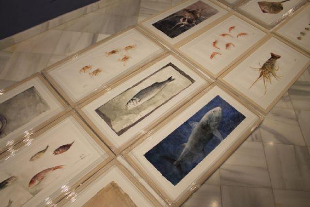 Pedro Cano estrenará en Mazarrón un homenaje al mar y la pesca tan ligada a sus orígenes, Foto 5