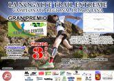 El 3 de mayo, Puerto Lumbreras se inundará de Trail