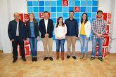 El PSOE local desvela los nueve primeros puestos de su candidatura