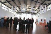 Inauguración del Centro Lúdico Formativo en Beniel