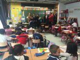 HIDROGEA entrega equipos informáticos a la Asociación Prometeo y al Colegio Nuestra Señora del Rosario de Torre-Pacheco