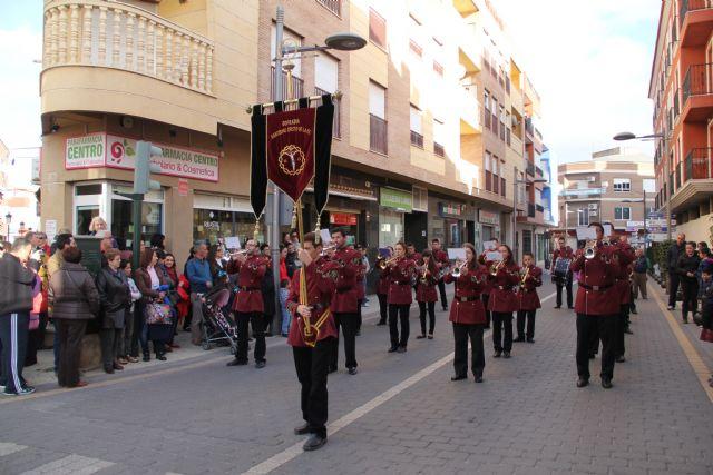 Puerto Lumbreras acogerá estefin de semanael XIII Encuentro de Bandas de Semana Santa - 1, Foto 1