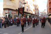 Puerto Lumbreras acogerá estefin de semanael XIII Encuentro de Bandas de Semana Santa