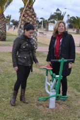El Ayuntamiento habilita una zona de esparcimiento canino en el barrio de Los Antolinos