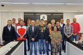 Los atletas torreños Sergio Jornet y Ángel Salinas, homenajeados por sus éxitos deportivos