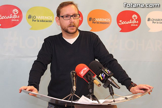 """Carlos Ballester: """"The PSOE recover and revive social policies"""", Foto 1"""