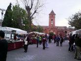 Se suspende el Mercado Artesano de La Santa, previsto para este domingo día 22, por las malas previsiones climatológicas