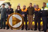 Protección Civil celebra una jornada de convivencia para conmemorar el primer aniversario de la puesta en marcha del Centro Municipal de Emergencias