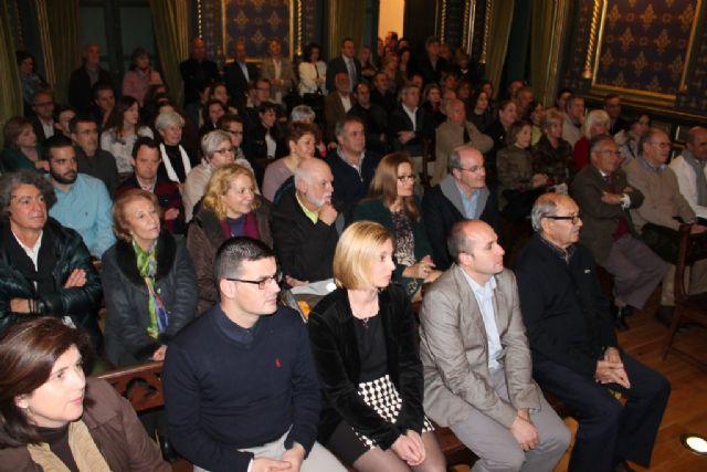 Pedro Cano fascina a mazarroneros y visitantes con su genial homenaje al mar, Foto 5