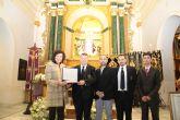 La Banda de Música Municipal de Puerto Lumbreras pregonó la Semana Santa lumbrerense