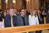Con el pregón del que fuera sacerdote de Archena Felipe Tomás comienzan en Archena los actos de la Semana Santa