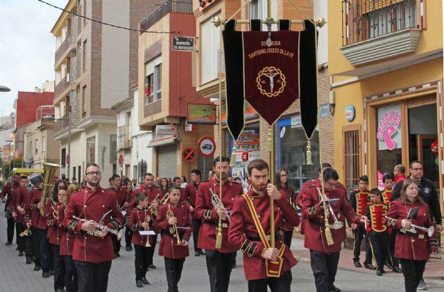 Puerto Lumbreras acogióel XIII Encuentro de Bandas de Semana Santa - 1, Foto 1
