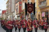 Puerto Lumbreras acogióel XIII Encuentro de Bandas de Semana Santa