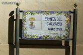 La Hdad. de Jesús en el Calvario celebra este Viernes de Dolores una misa en la ermita del Calvario