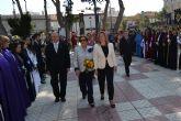 Encarnación Fernández rememora la devoción pinatarense a su Semana Santa
