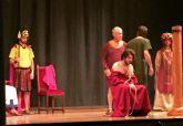 El grupo 'Tejuba' representó un año más en Las Torres de Cotillas 'El Prendimiento'