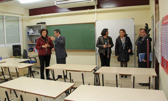 El Ayuntamiento y al CARM centralizarán el Centro Educación de Adultos y la Escuela de Idiomas en las instalaciones del antiguo CEIP Sagrado Corazón - 3, Foto 3