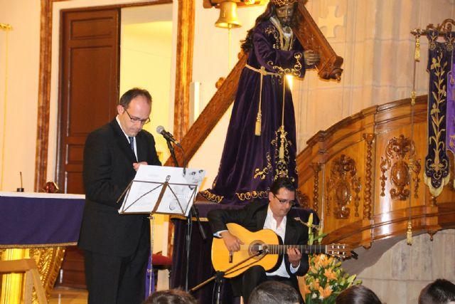 La Concejalía de Cultura y Patrimonio ofrece el concierto de Semana Santa en el que actúa el cantaor Curro Piñana, Foto 2
