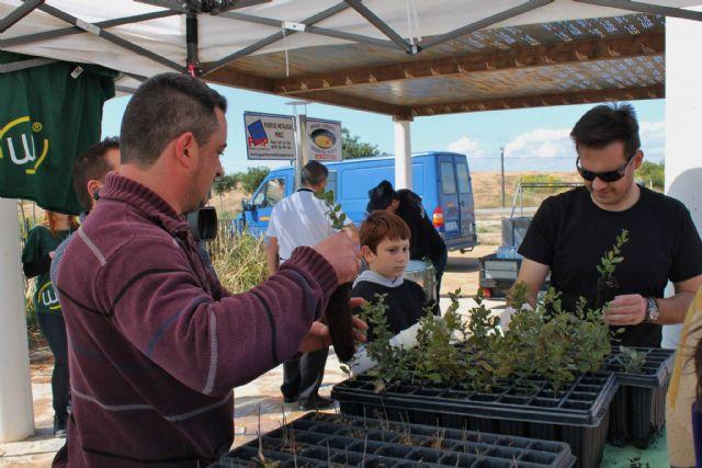 Éxito de participación en la jornada de plantación de árboles en El Pasico - 3, Foto 3
