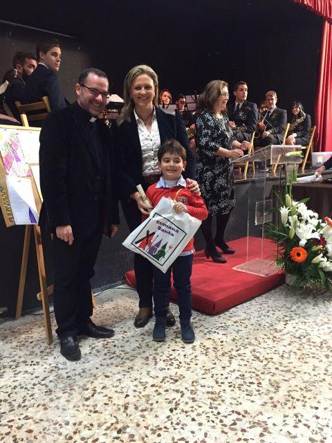 Juan Garre pregona la Semana Santa de Balsicas - 1, Foto 1