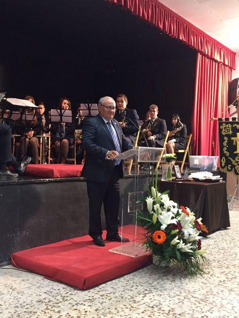 Juan Garre pregona la Semana Santa de Balsicas - 3, Foto 3