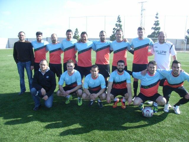 Finaliza la Liga local de fútbol