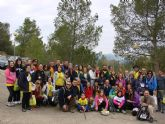 Amigos de la naturaleza celebran el d�a del senderista con un encuentro en Pliego