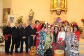 Convivencia con mayores y misa rociera, preludio del cierre de las fiestas patronales de San Jos�