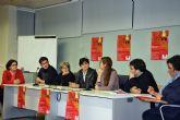 Primeros actos de la lista electoral del PSOE de Alhama