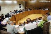 El Pleno del Ayuntamiento de Totana debatirá mañana el paso previo a la aprobación definitiva del Plan General Municipal de Ordenación Urbana