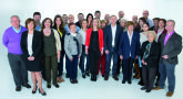La socialista Clavero presenta una candidatura 'joven, cualificada y con capacidad de gobierno'