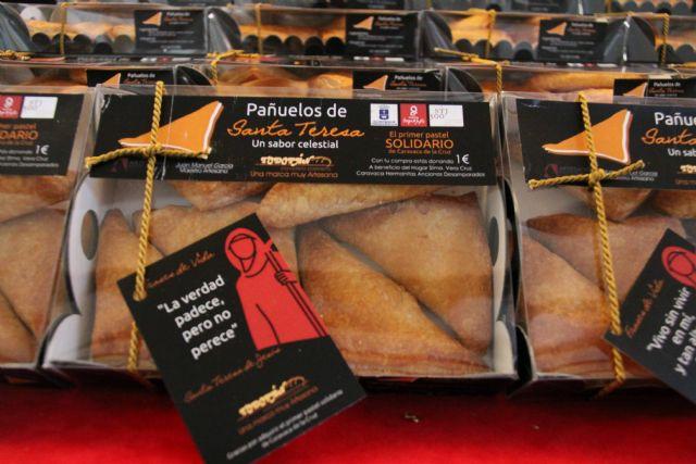 Lanzan el dulce solidario Pañuelos de Santa Teresa que recaudará fondos para la Residencia de Ancianos - 1, Foto 1