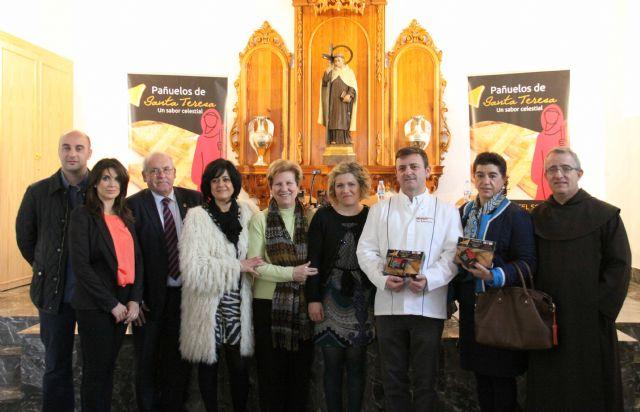 Lanzan el dulce solidario Pañuelos de Santa Teresa que recaudará fondos para la Residencia de Ancianos - 3, Foto 3