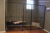 La exposición 'Venciendo los muros de la prisión' muestra de forma permanente la historia del edificio de La Cárcel