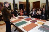 El pintor Pedro Cano ofrece una conferencia en el ciclo Reencuentros con nuestros Doctores Honoris Causa
