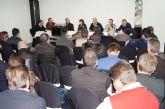 Autoridades municipales asisten a la asamblea general de la ADS del Ovino y Caprino de Totana