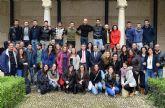 Recepción a los estudiantes italianos de los másteres internacionales Campus Mare Nostrum