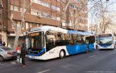 Se amplía el horario de los autobuses urbanos con motivo de la Semana Santa
