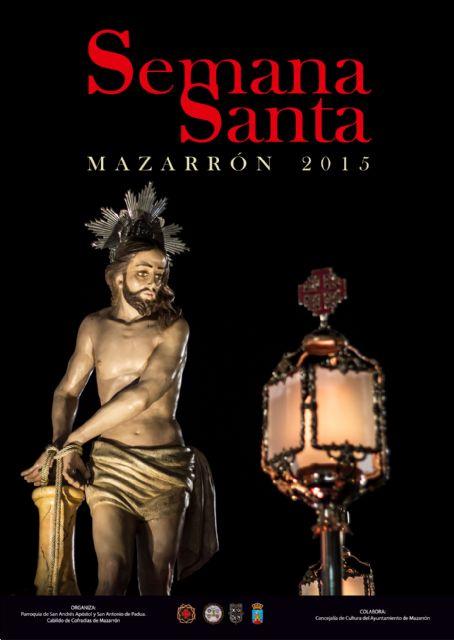 Comienzan los actos de Semana Santa en Mazarrón y Puerto de Mazarrón 2015, Foto 1
