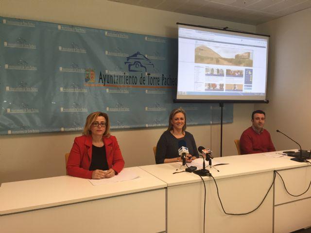 Torre-Pacheco cuenta desde hoy con una nueva web municipal - 1, Foto 1