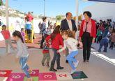 Inaugurada nueva guardería y nuevo Pabellón de Infantil en el CEIP Asunción Jordán de Puerto Lumbreras