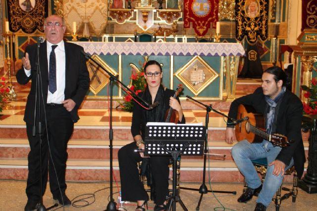 Ginés Campillo emociona y llama a trasmitir la fe con su pregón de Semana Santa, Foto 4