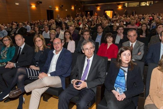 Pedro Antonio Sánchez afirma que recuperamos y abrimos espacios para la cultura y los vecinos como el nuevo Teatro Villa de Archena - 1, Foto 1