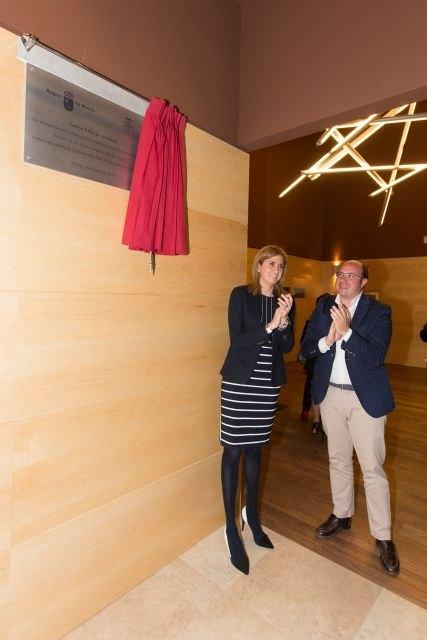 Pedro Antonio Sánchez afirma que recuperamos y abrimos espacios para la cultura y los vecinos como el nuevo Teatro Villa de Archena - 2, Foto 2