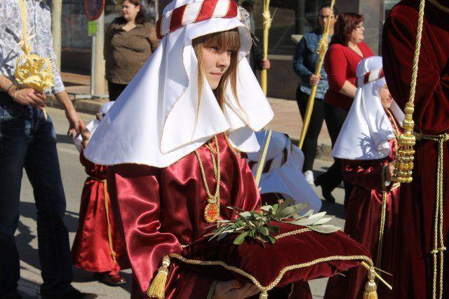 Domingo de palmas, ramos y tambores en Mazarrón y Puerto de Mazarrón, Foto 2