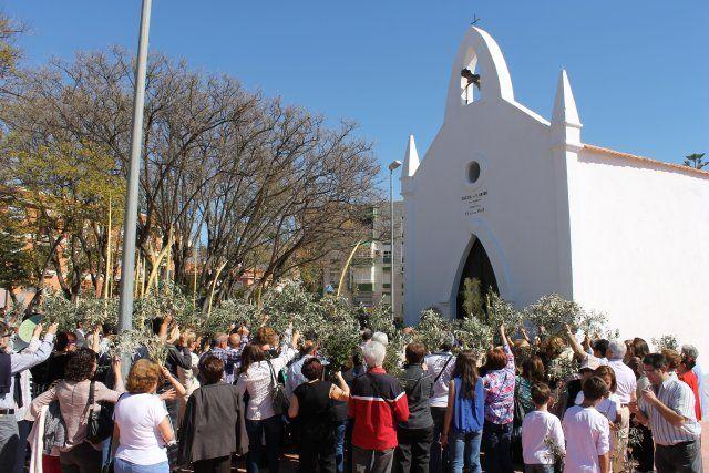 Domingo de palmas, ramos y tambores en Mazarrón y Puerto de Mazarrón, Foto 4