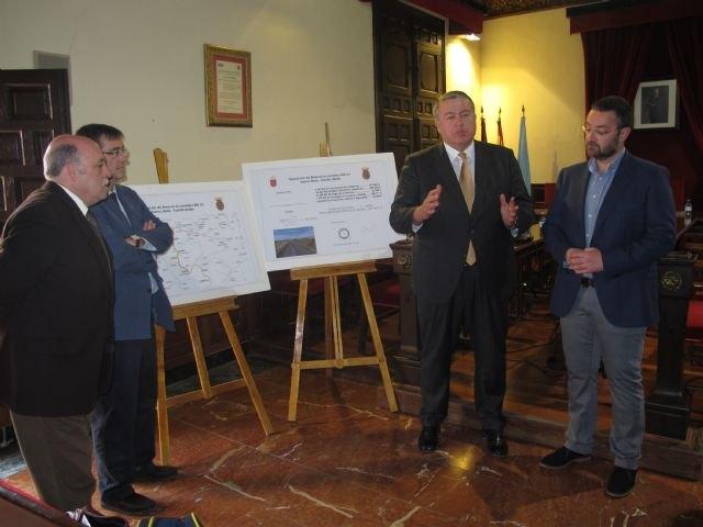 Fomento mejorará y ampliará los 16 kilómetros de carretera entre La Puebla de Mula y Fuente Librilla - 1, Foto 1